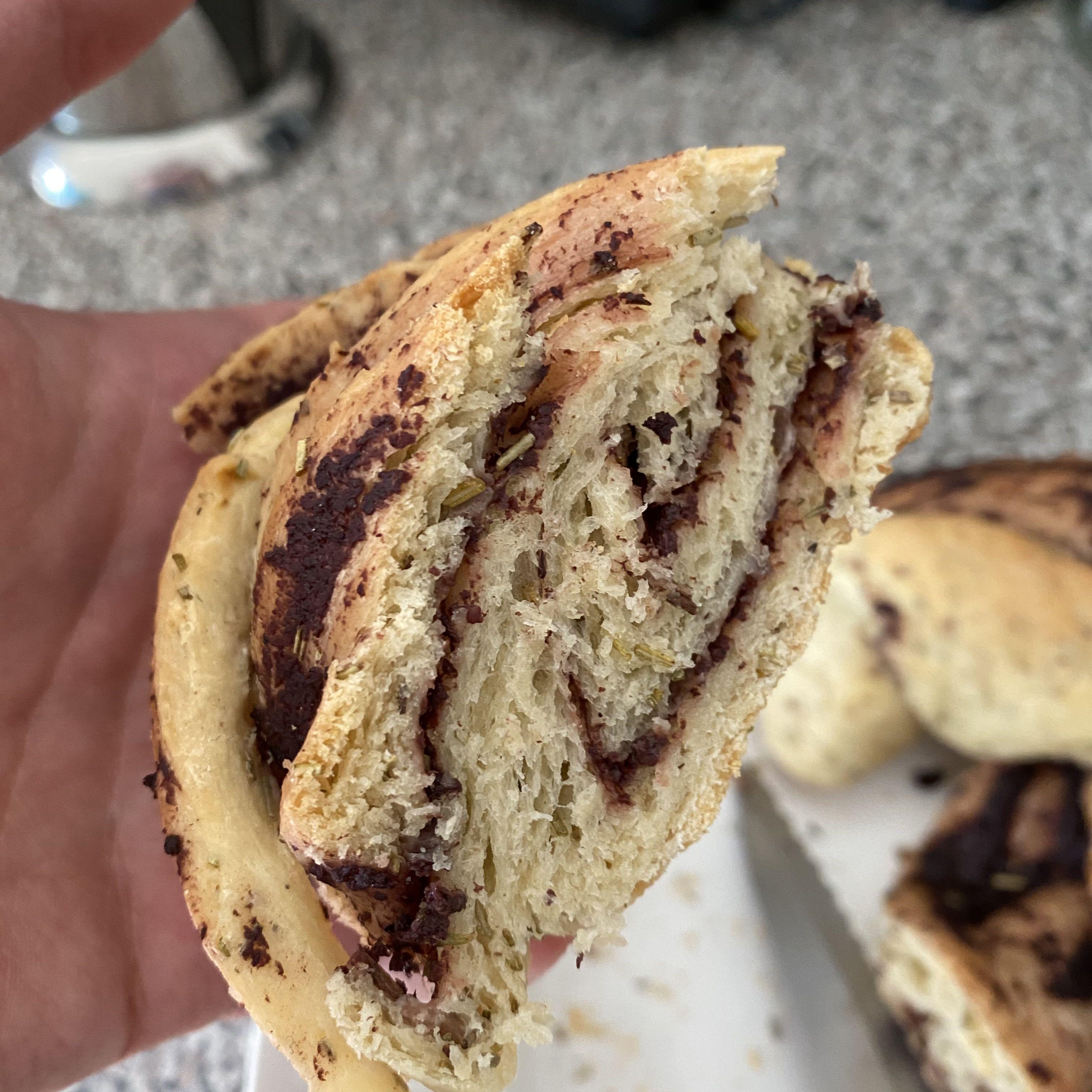 photo of rye Sourdough loaf