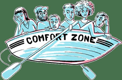 Comfort Zone Boat