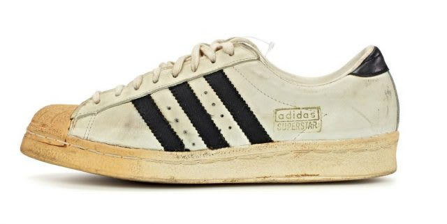 Moments in the adidas history