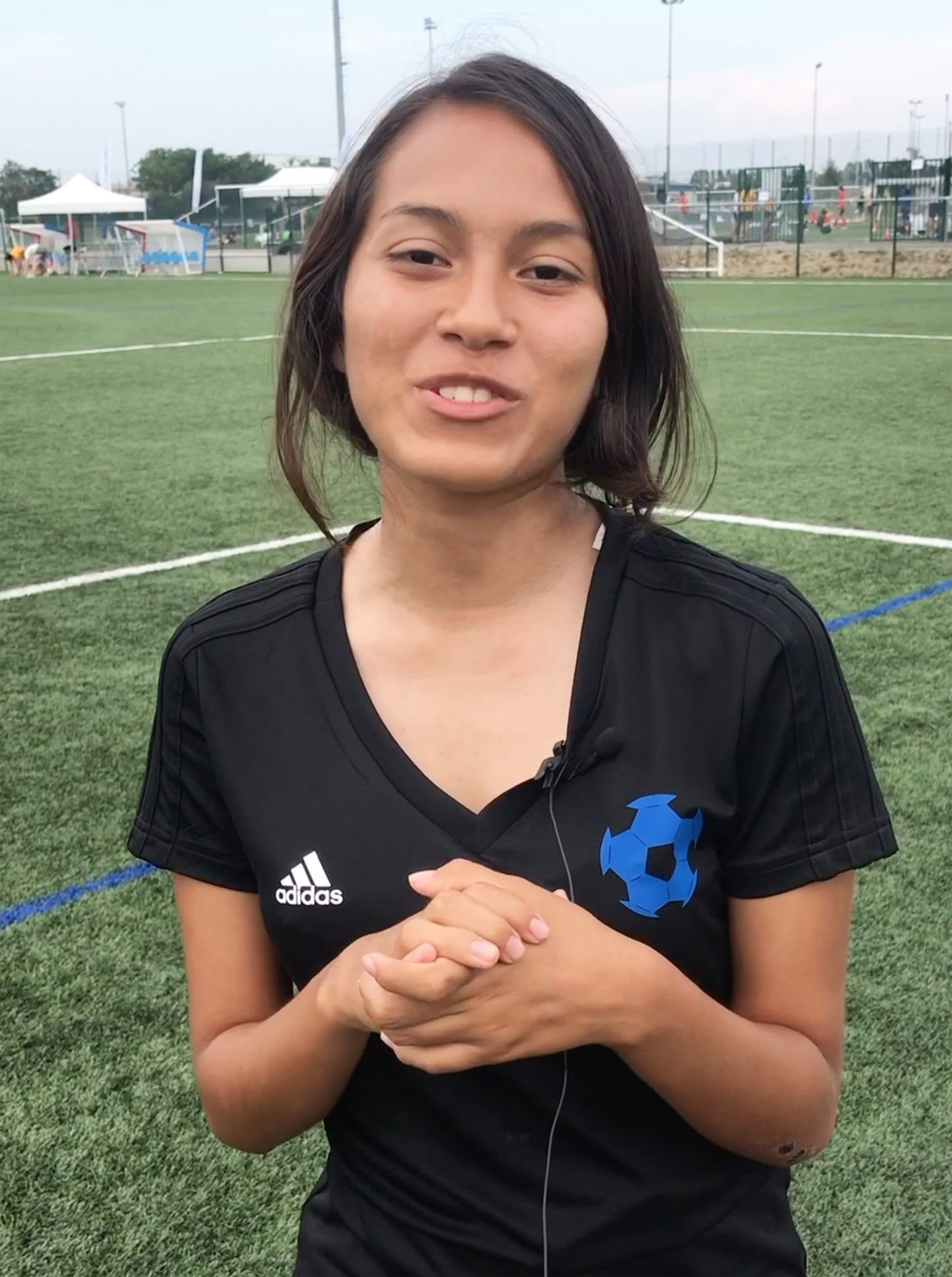 Girl on the Football Pitch | Social Impact