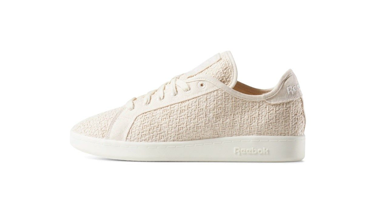 Reebok Cotton+Corn Sneaker. Avoid plastic, sustainability, habits and routines, inspiration, GamePlan A.