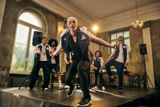women and men dancing in an old room