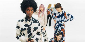 Marimekko, girls, dress, flowers, floral, GamePlan A