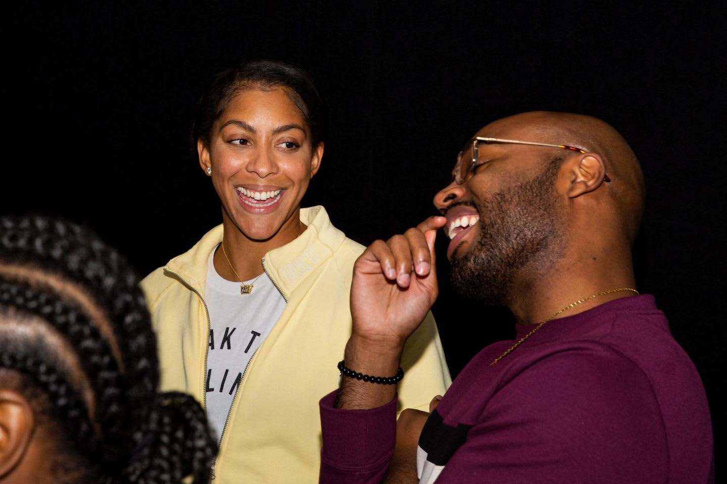 Candace Parker supports adidas Diveristy and Inclusion efforts. Diversity in teams, GamePlanA