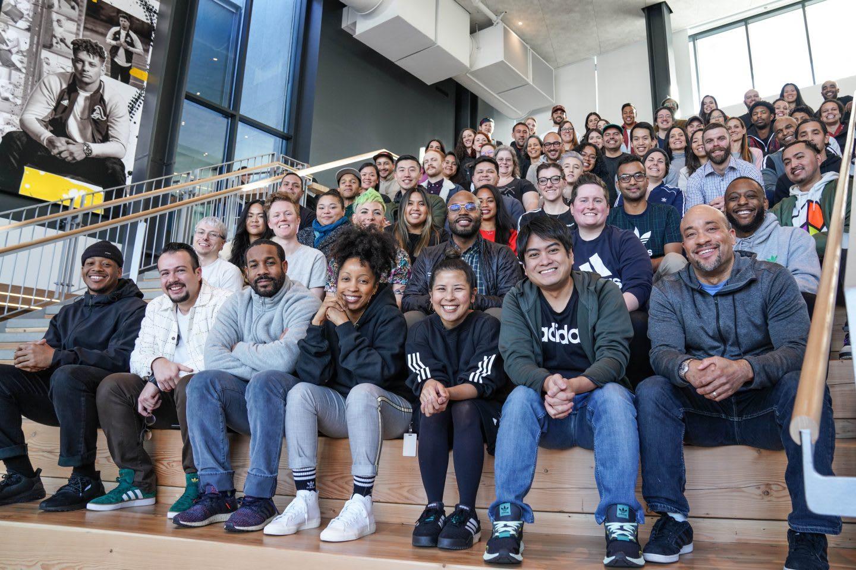 Aaron Limonthas suports Employee Resource Groups. Diversity in teams, GamePlanA