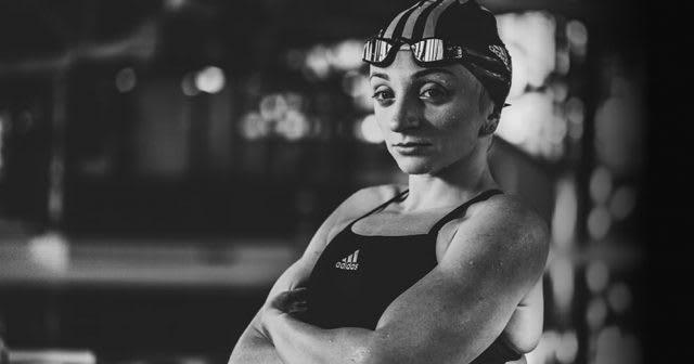 Three-time Paralympic gold medalist McKenzie Coan. mindfulness, athlete mindset, GamePlan A.