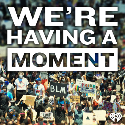 Collage of Black Lives Matter protestors in the United States, podcast, race, inclusion