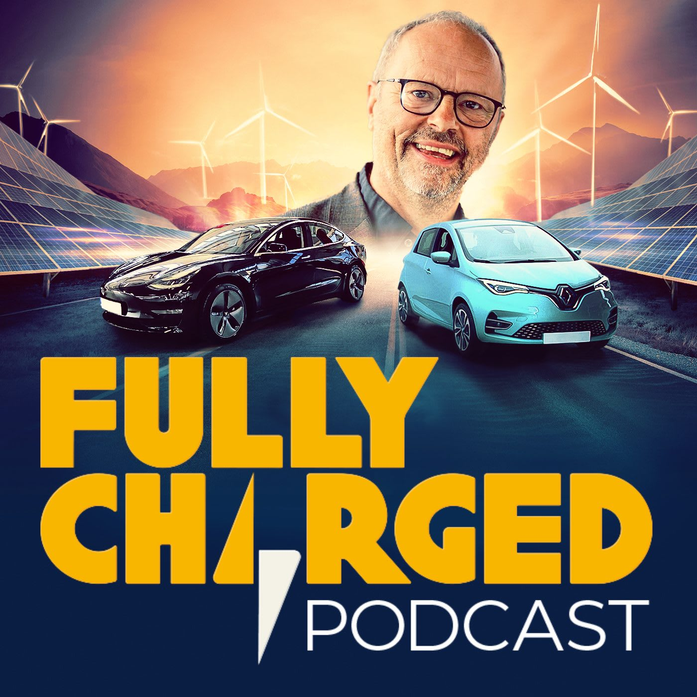 Fully Charged podcast on sustainability