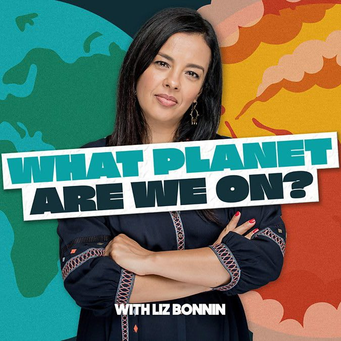 What Planet Are We On podcast on sustainability