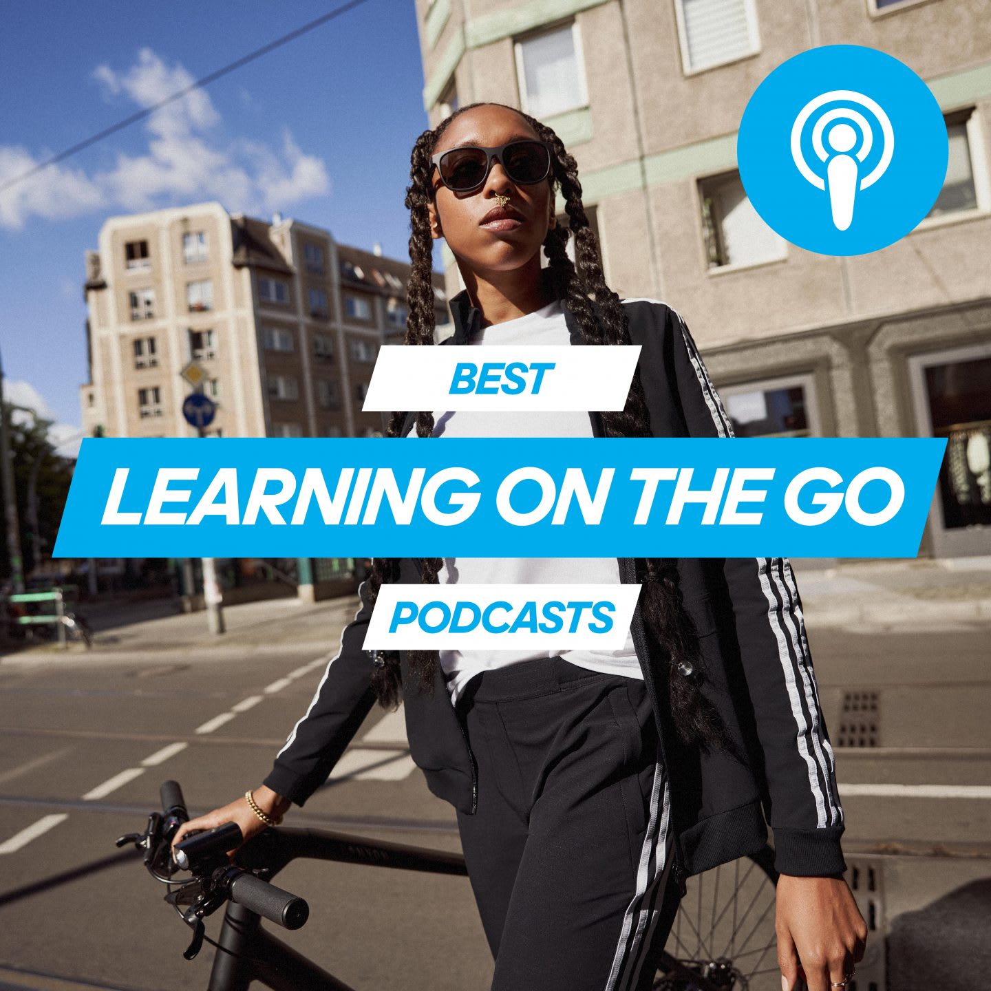GamePlan A recommendations for best podcasts for learning on the go, listening, growth mindset, podcasts, corporate athlete