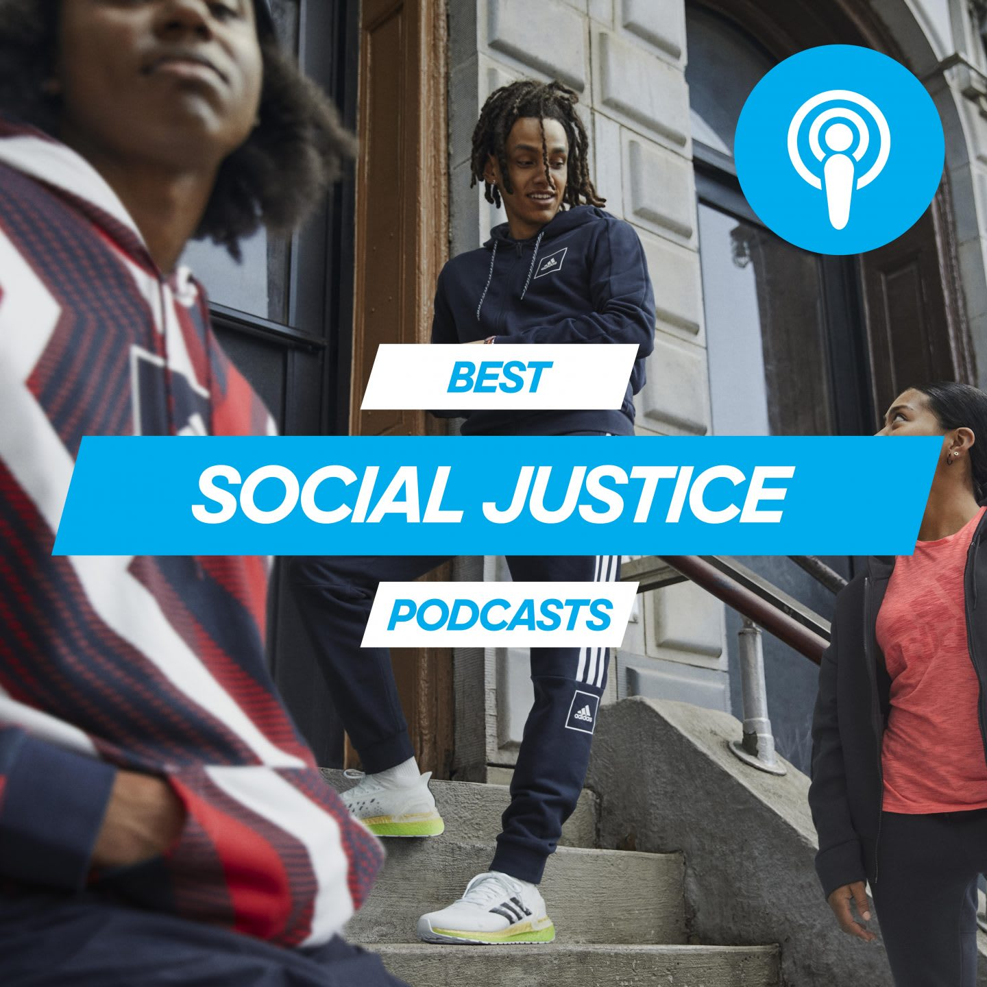 GamePlan A recommendations for best podcasts on social justice, listening, growth mindset, podcasts, corporate athlete