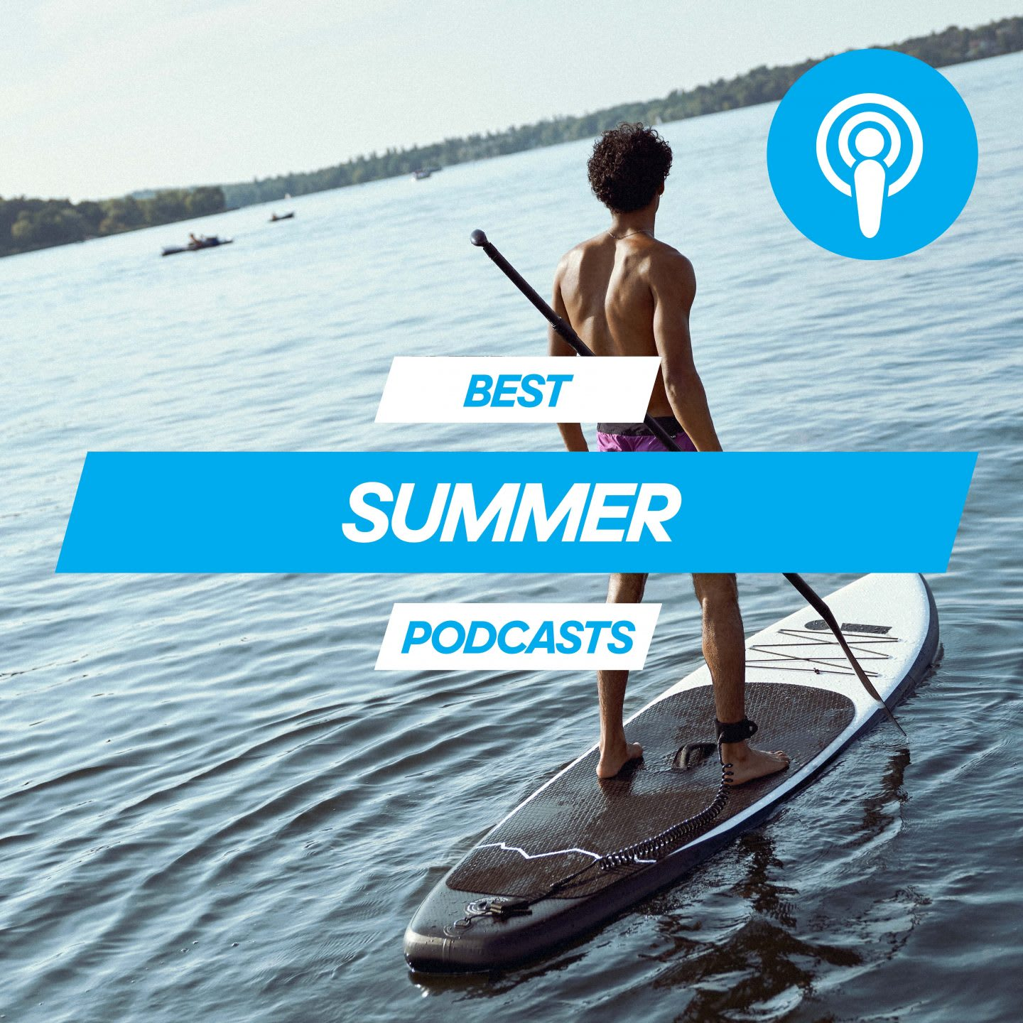 GamePlan A recommendations for best podcasts for summer holidays, environment, listening, growth mindset, podcasts, corporate athlete