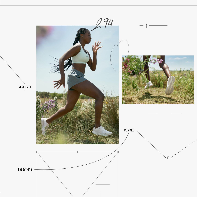 Futurecraft.footprint, Allbirds, model, running, shoes, green, GamePlanA