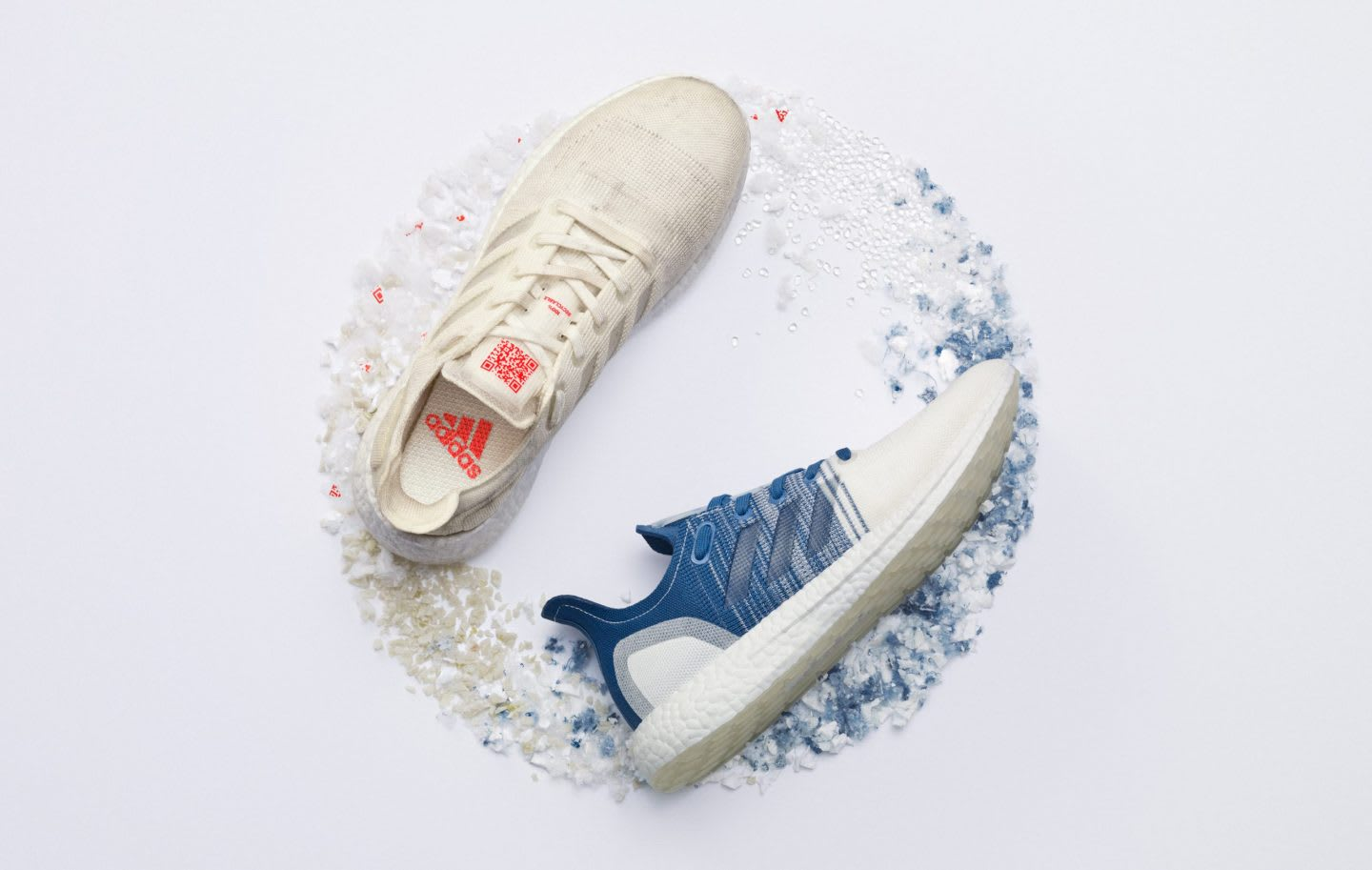 adidas FUTURECRAFT.LOOP sustainable shoes, trainers, sneakers, adidas, sustainability