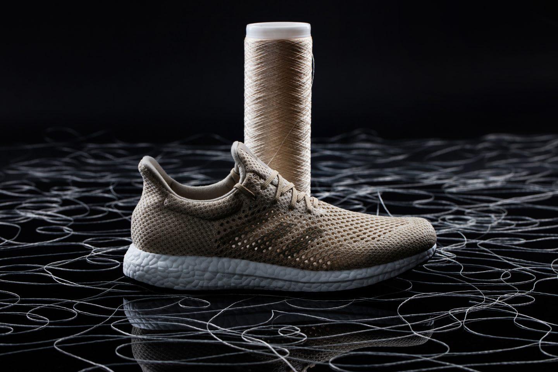 adidas shoe biofabricate future