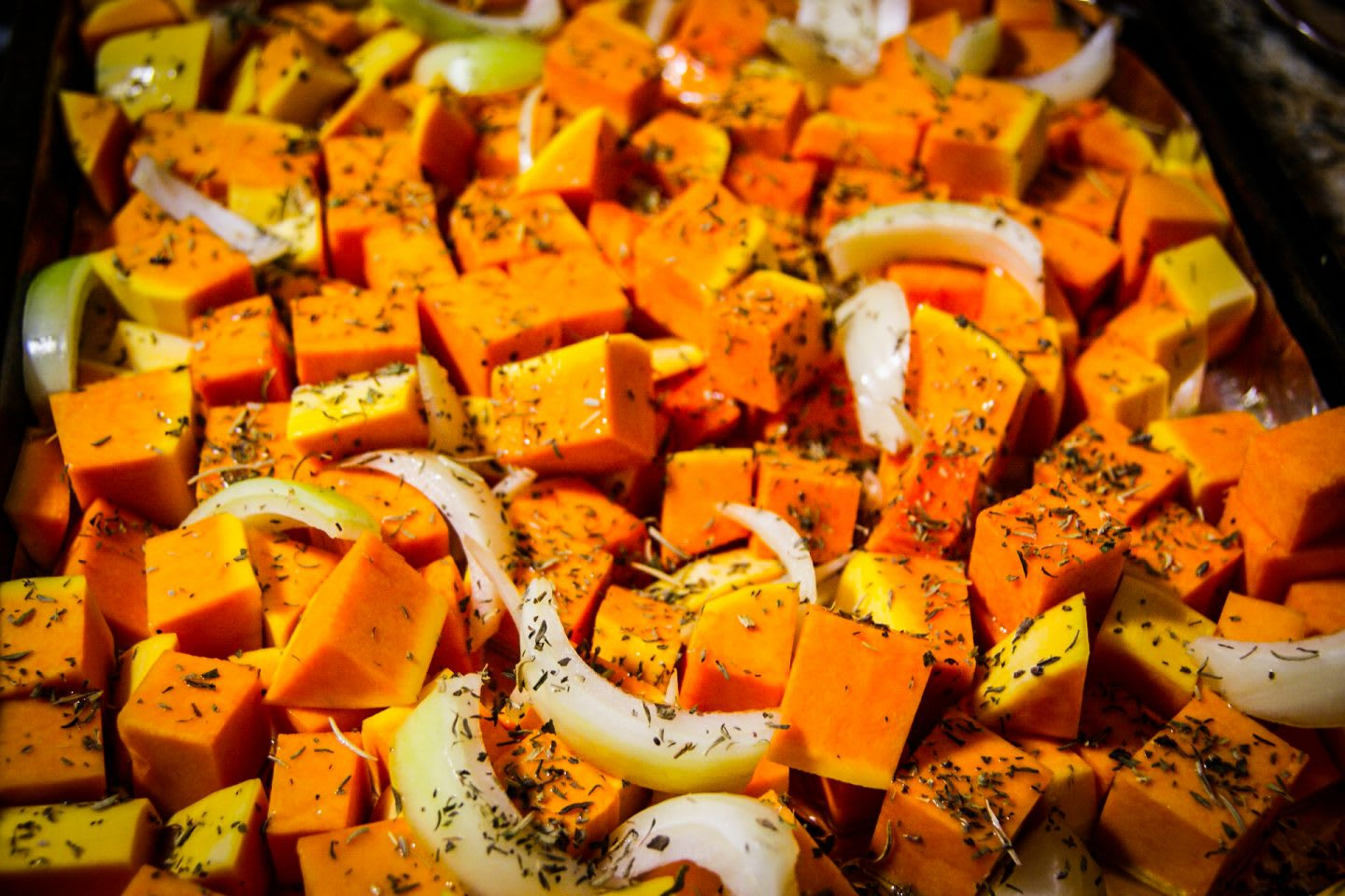 roasted squash holiday recipes