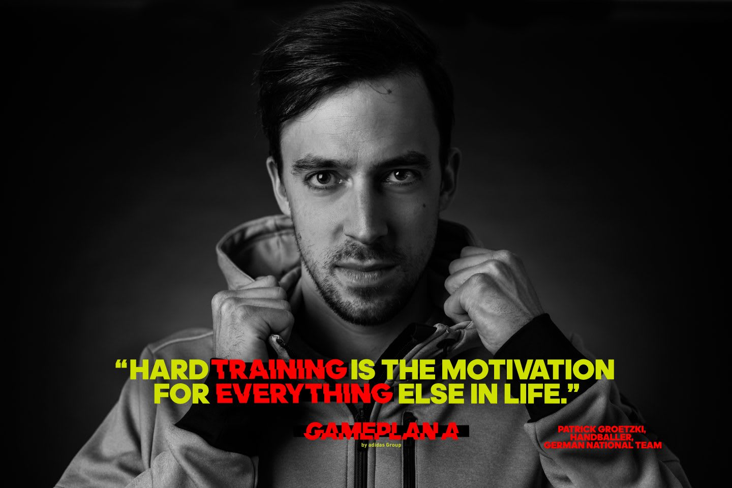 patrick groetzki handball german national team quote