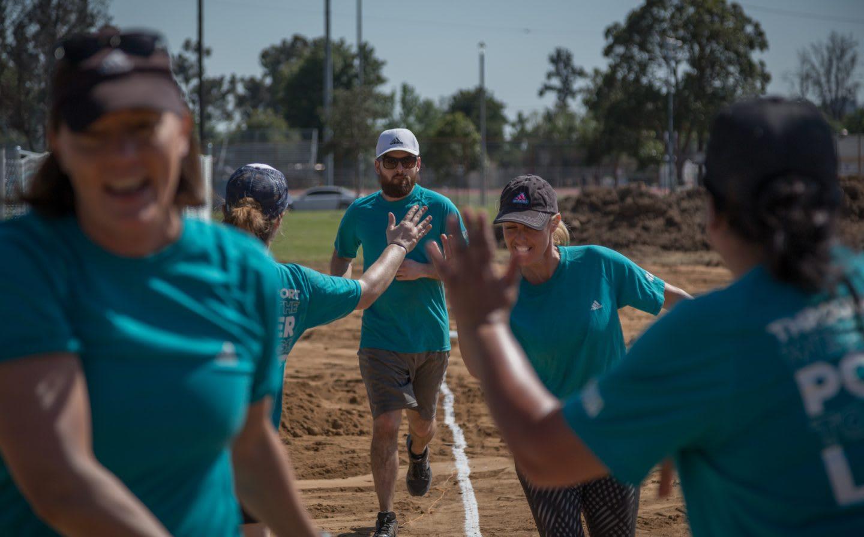 adidas-employees-beneficence-John-Muir-High-School-Jackie-Robinson-Baseball-Field-construction