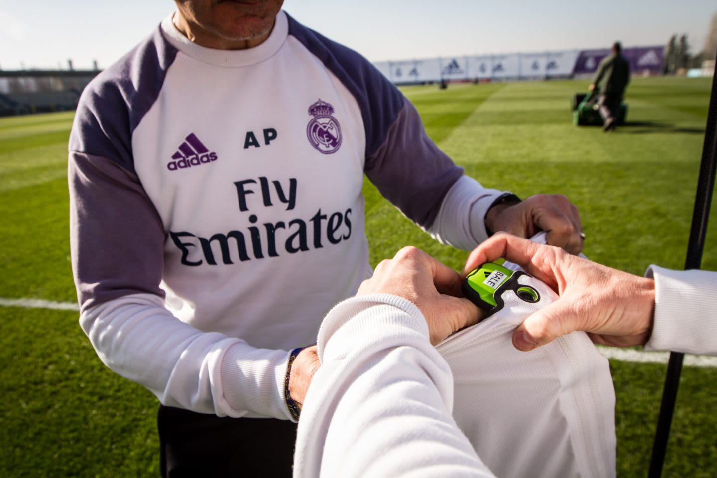 adidas-Real-Madrid-fitness-coaches-Antonio-Pintus-Javier-Mallo-player-tracking-miCoach