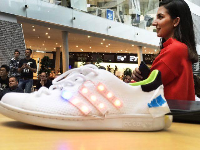 Lighting Shoe_adidas