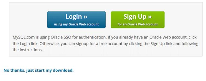 MySQL Community Downloads Page