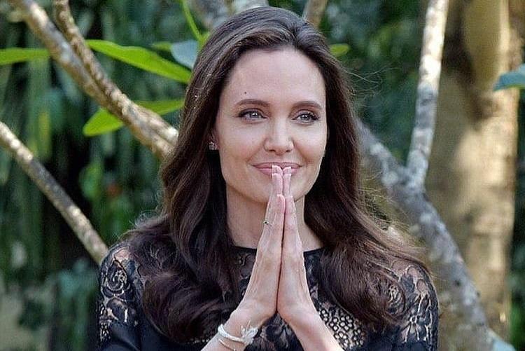 Анджелина Джоли рассказала о самоизоляции в ее семье