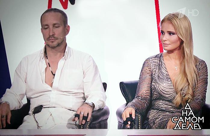 «Это просто вранье»: экс-бойфренд Борисовой прокомментировал дикие выходки телеведущей