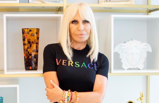Донателла Версаче поддержала ЛГБТ-сообщество: новая коллекция бренда