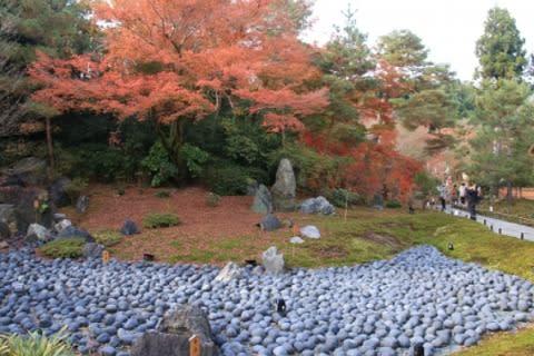 宝厳院 庭園