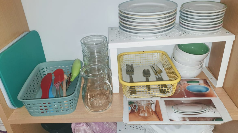 ¿Cómo es una cocina Montessori?