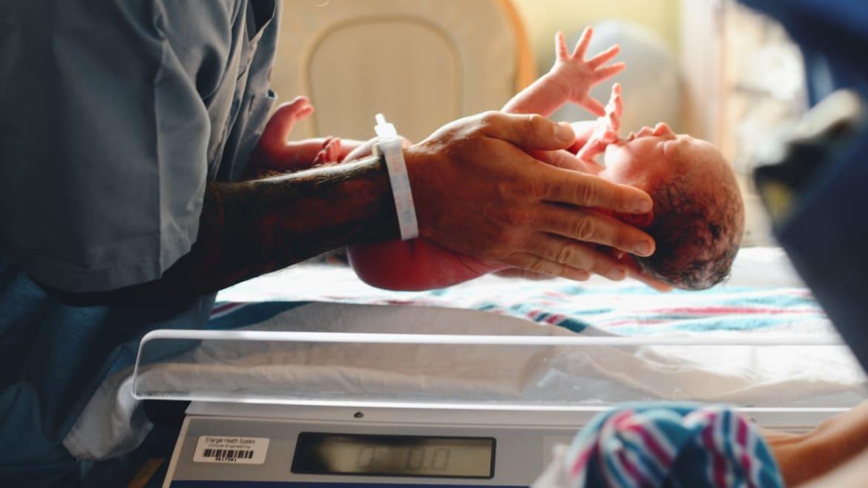 Primeros días del recién nacido en casa