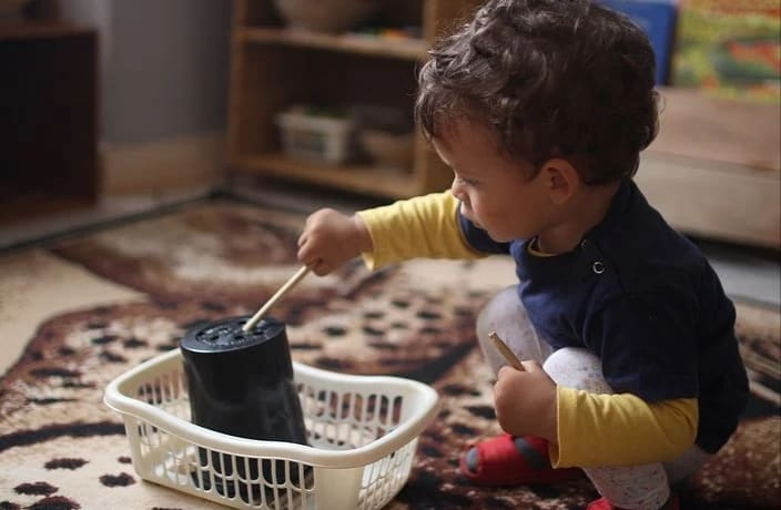 Montessori en casa (12-24 meses) – ONLINE