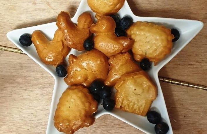 Bizcochitos / tortitas