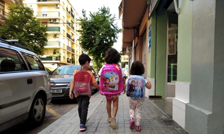 Vuelta al cole: Consejos sobre las mochilas