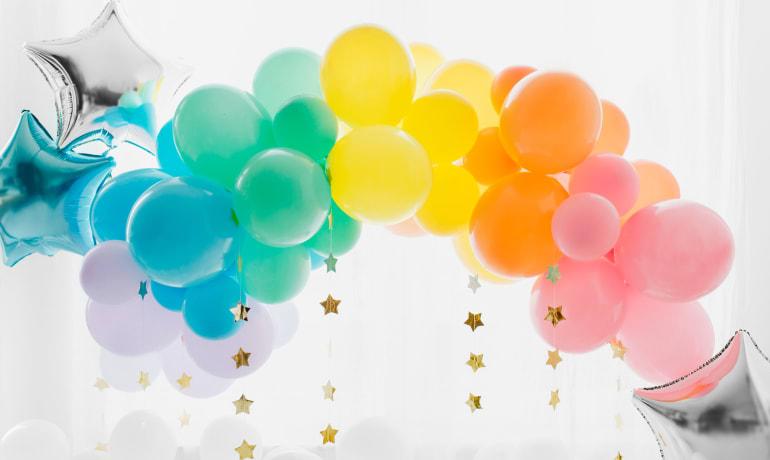 Cumpleaños seguro (II): Decoración