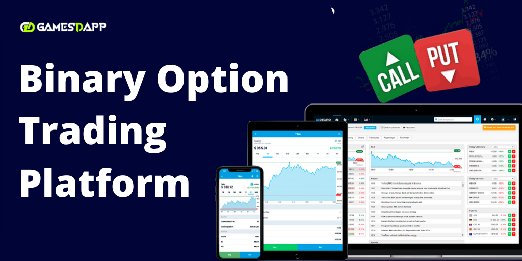 Binary Option Trading Platform Development Company