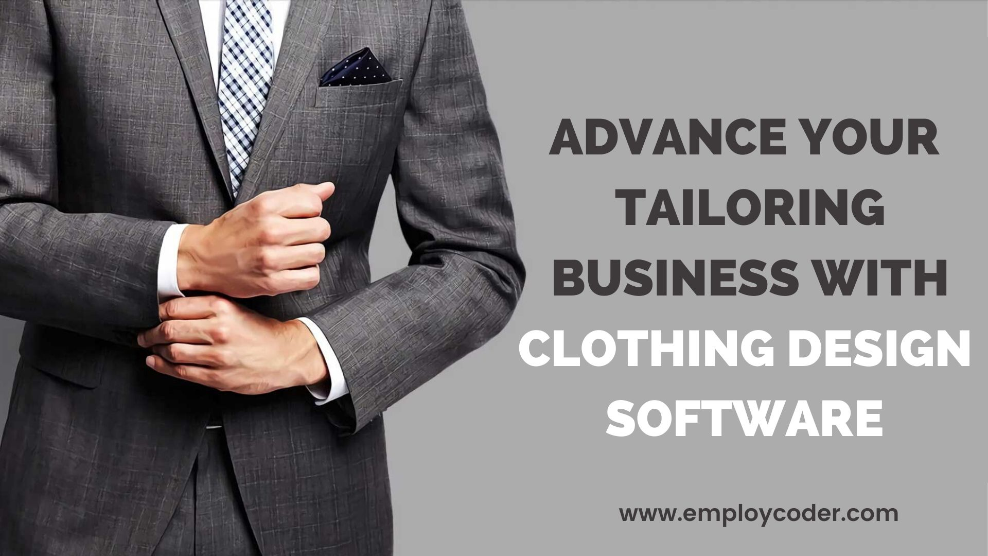 Advance your Tailoring Business with Clothing Design Software