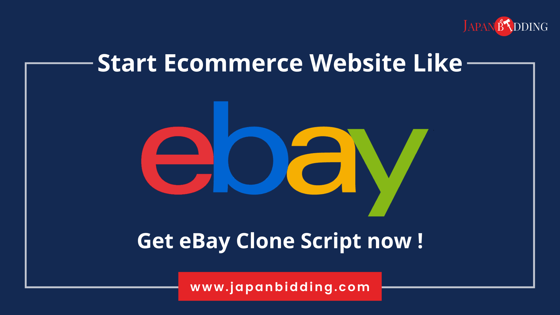 eBay Clone Script To Start Website like eBay
