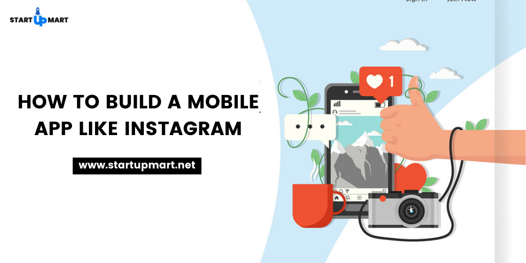 How to Build a Mobile App like Instagram?
