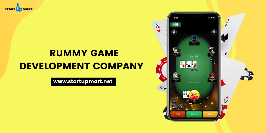 Best Rummy Game Development Company