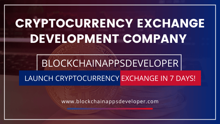 cryptocurrency exchange software developers