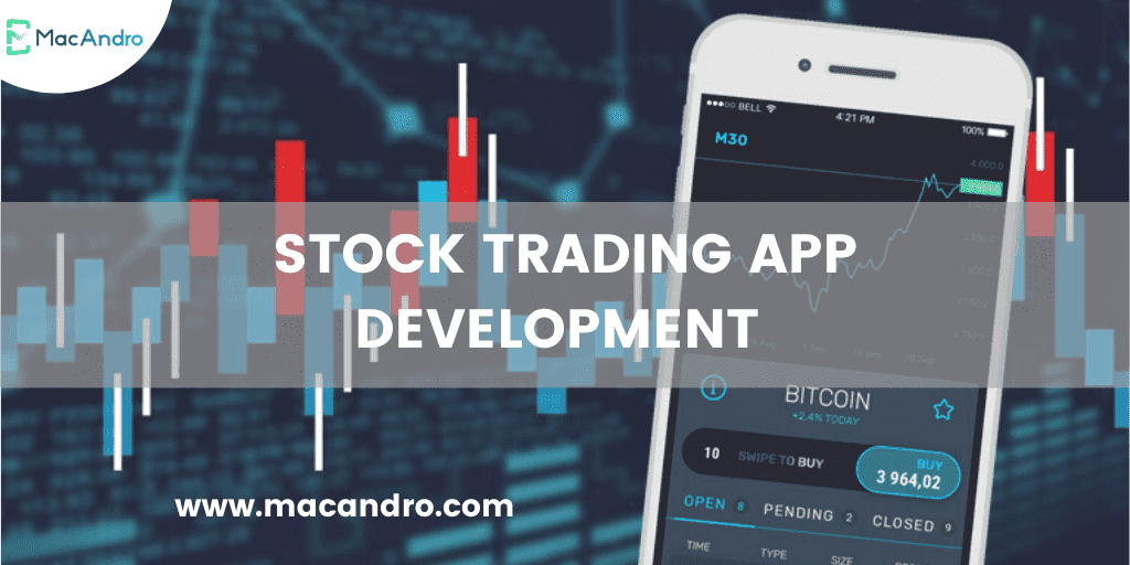 Stock Trading App Development Company