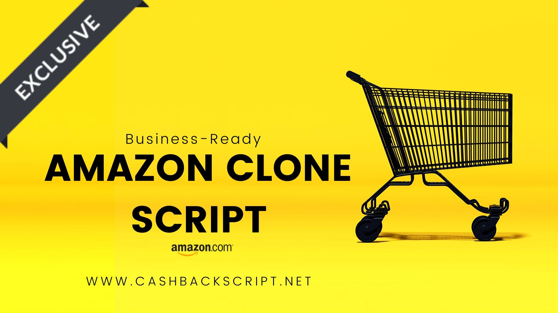 Amazon Clone Script to Start your Own Multi-Vendor E-commerce Website like Amazon