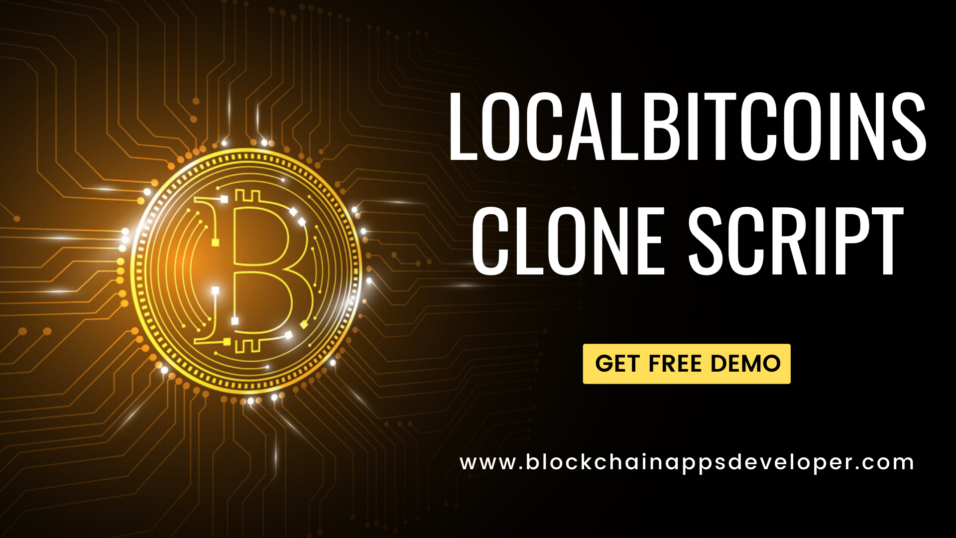 Searching For the Localbitcoins Clone Script ?