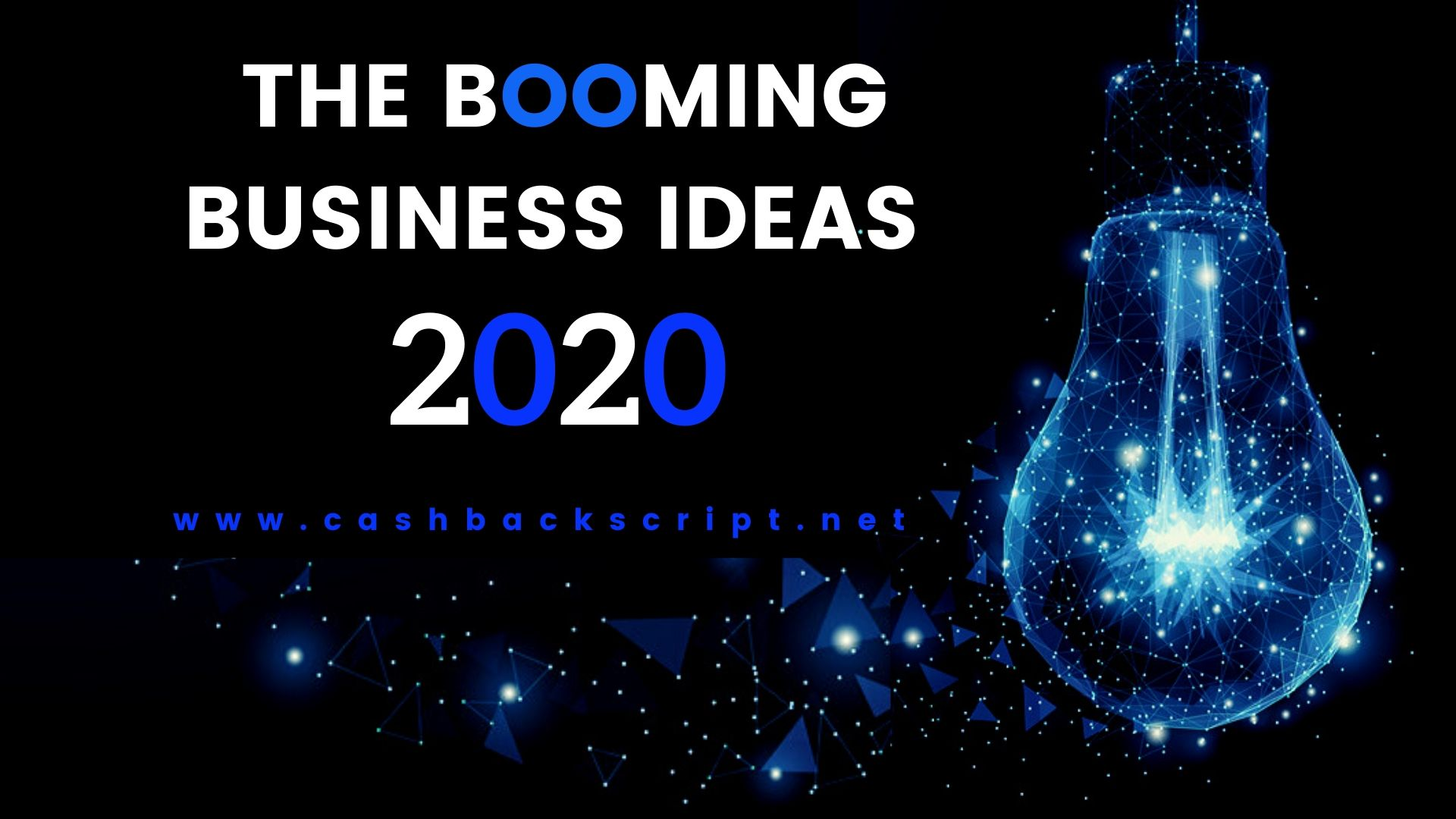 How will online cashback businesses resound the digital globe in 2020?