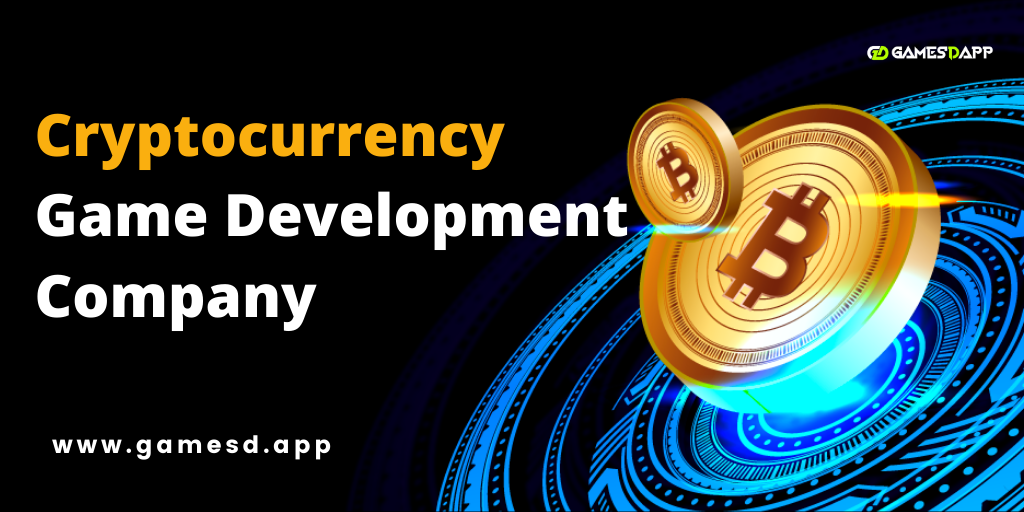 Cryptocurrency Game Development Company