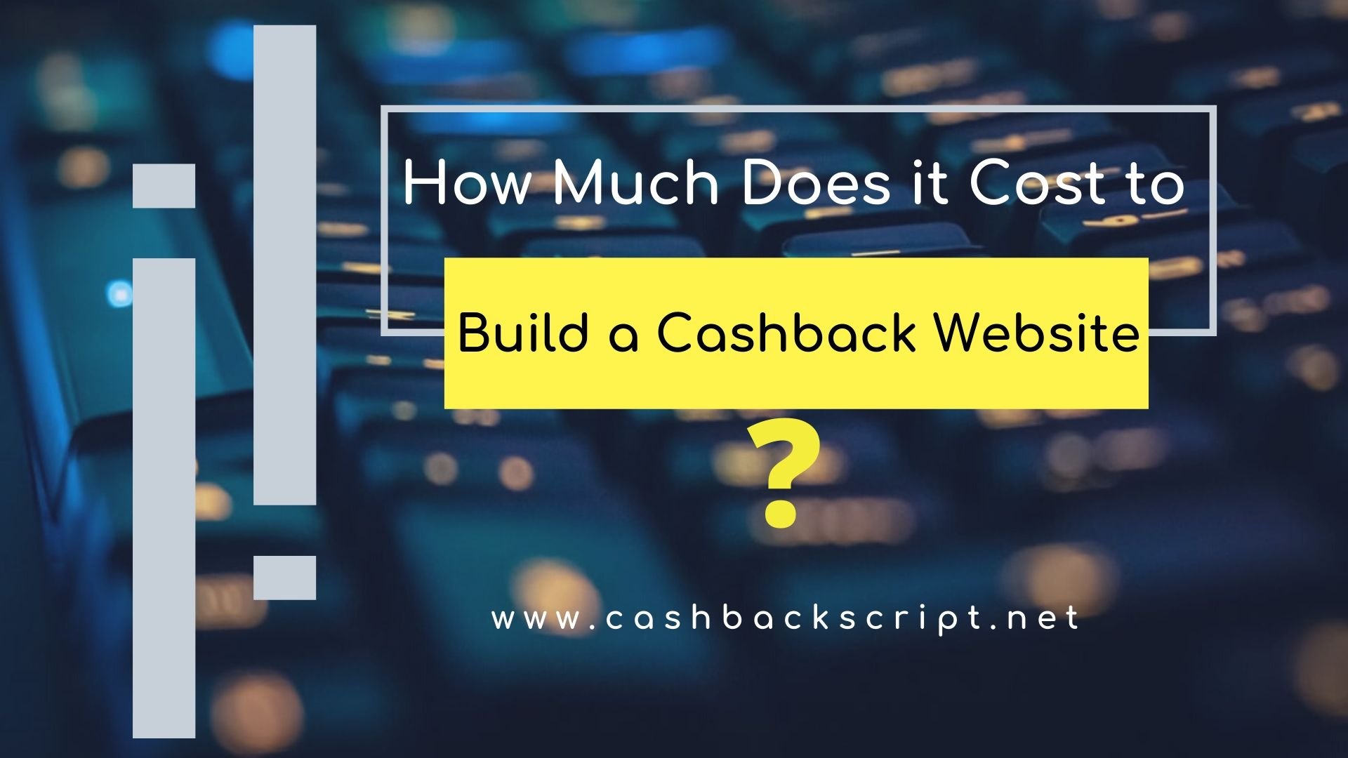 How Much Does it Cost to Build a Cashback Website?