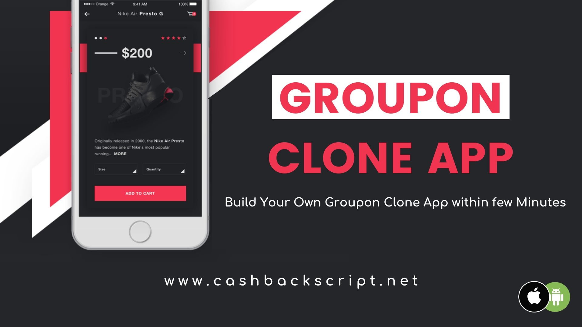 Groupon Clone APP : Money Making Business Idea