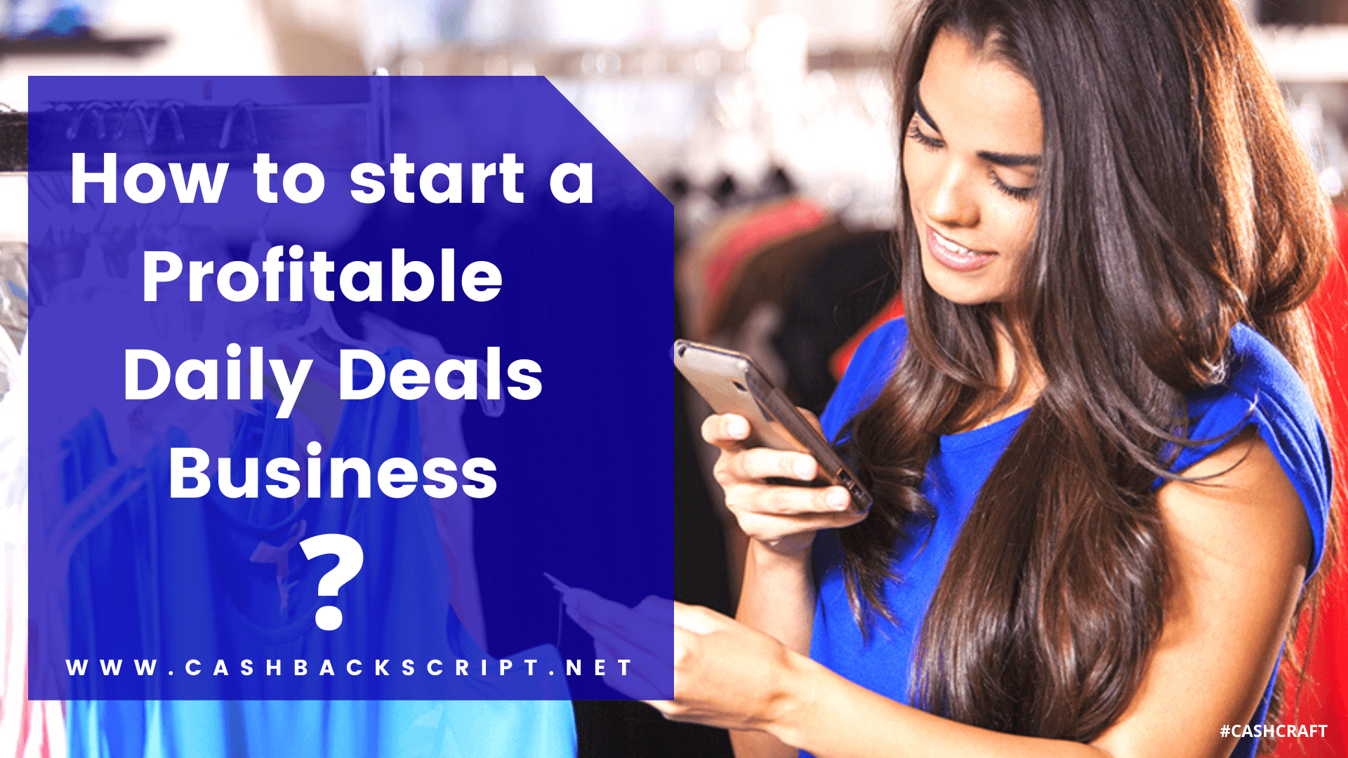 How to Start a Profitable Daily Deals Business?