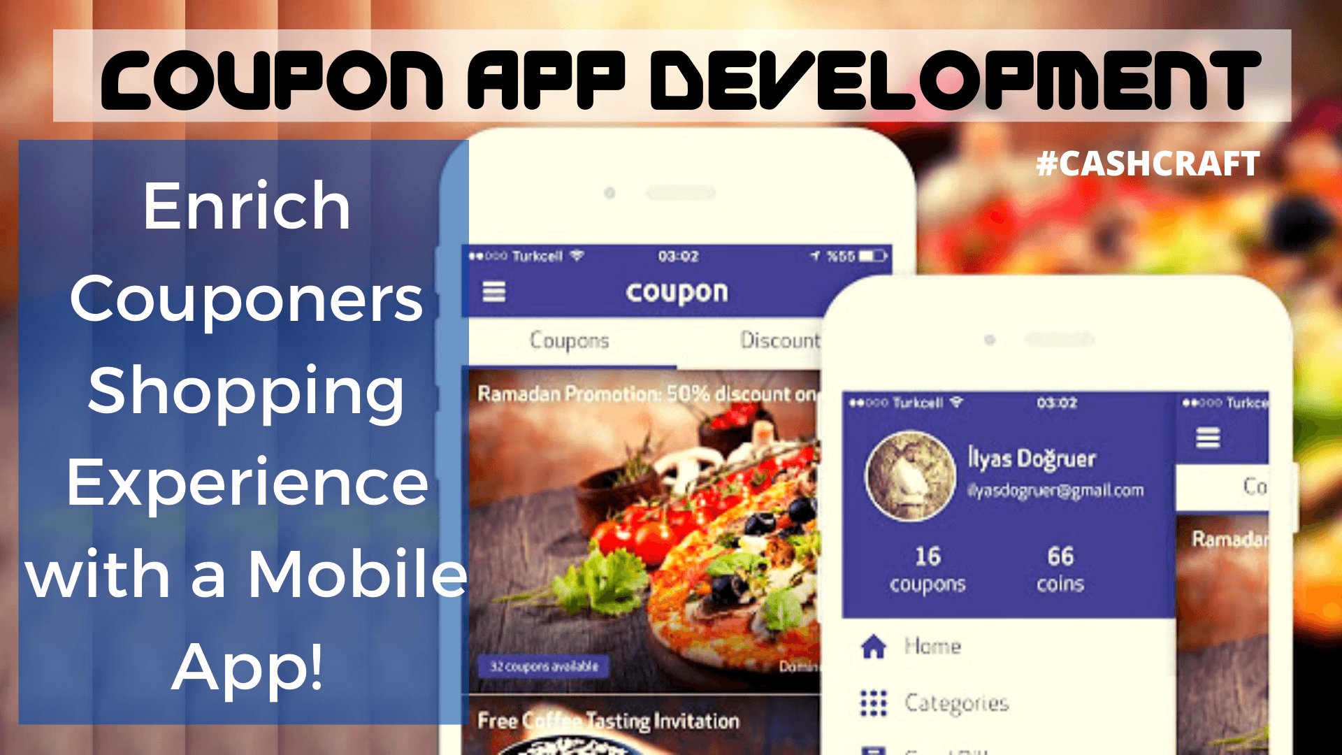 Coupon App Development - Enrich Couponers Shopping Experience
